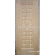 Piel de puerta hdf moldeado con el mejor precio