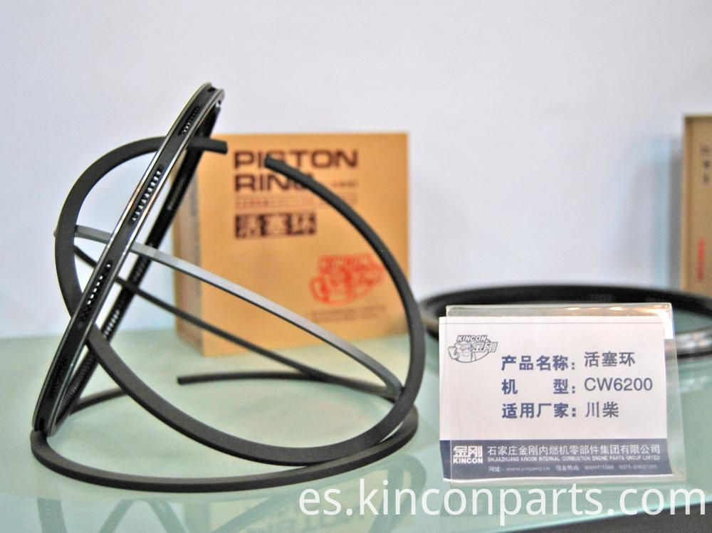 Performance Piston Rings