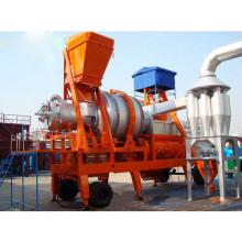 Planta mezcladora de asfalto móvil 40t / H