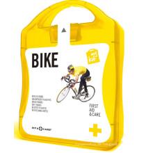 Mykit Fahrrad Erste-Hilfe-Kit auf der Straße