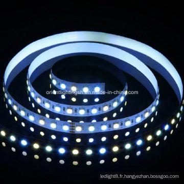 LED 5050 Bande LED flexible 3 couleurs Bande lumineuse LED