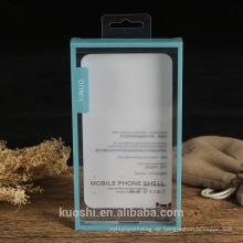 Telefon Fall Handy Abdeckung bevorzugen PVC Hartplastik Verpackung Box