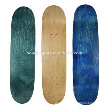 2016 professional blank skateboard decks wholesale with low price
