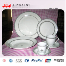 Vajilla de cerámica del restaurante fijada con buen precio