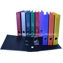 Quality A4 PP Lever Arch File with Spine Label Pocket