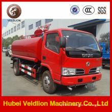 4X2 Hot 1000-1500 Gallons Water Tank Fire Truck
