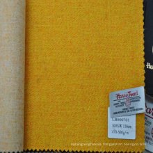 trendy style made to measure tweed fabric for making women's overcoating