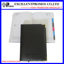 Hardcover PU Leather Diary Printing Notebook (EP-B55513)
