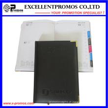 Capa de couro PU notebook diário de impressão (EP-B55513)
