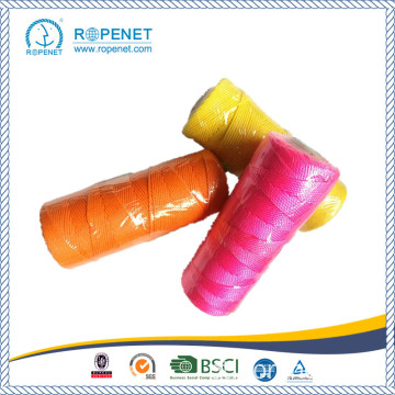 3 Strand Twisted PP Twine Colorful PP Fishing Twine