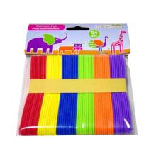 handmade rainbow colorful Colour Wooden ice cream sticks