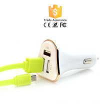 Wholesale factory made micro usb car charger