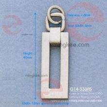 """Lettre """"O"""" Zipper Puller / Slider (G14-330AS)"""