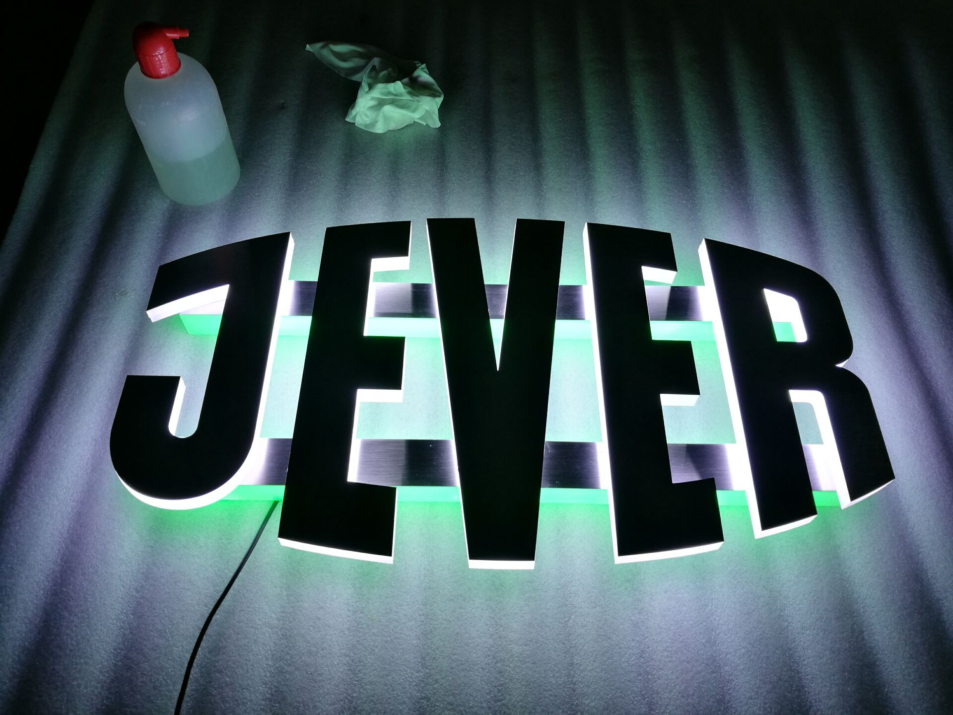 jever led display