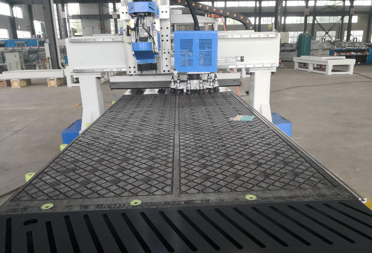 cnc engraving machine atc