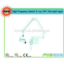 Máquina dental de raios X (Tipo de parede) NOME DO MODELO: JYF-10A