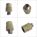 Original Wholesale Corrosion Resistance And Pressure Resistance Ppr Male Thread Coupling Of Ppr Pipe Fitting Fittings
