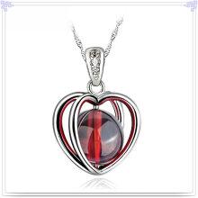 Colar de pingente de moda 925 jóias de prata esterlina (NC0085)