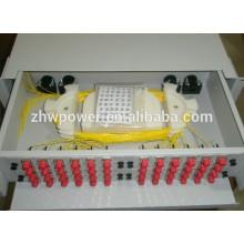 19 inch ODF 12/24/48/72/96core Fiber optic Distribution box,drawer type fiber optical distribution frame, distribution box