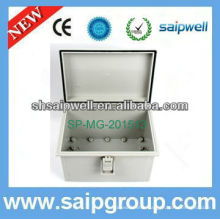 new plastic waterproof box sealed with clear lid