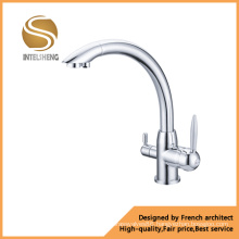 High Quality Brass Kitchen Faucet (AOM-2113-3)