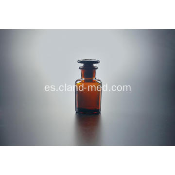 Reagent Bottle Amber Wide Mouth