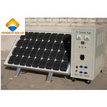 Apagado del sistema de energía solar casero de la rejilla (KS-S120W)