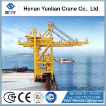 China Manufacturer NewType Grab Ship Unloader, ship loader