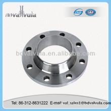 12821-80 Aço de carbono A105n Flange de solda Fabricante