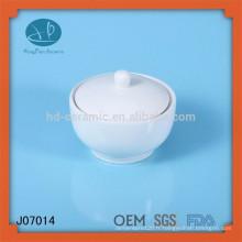 Bocal en céramique en céramique en porcelaine en porcelaine