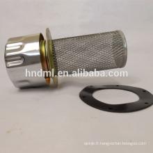 QUQ2-10 * 0.63 DEMALONG Filtre de ventilation pour soufflage