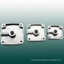 Quente! Alumínio fundição parte com tampa do fechamento do cilindro ISO9001