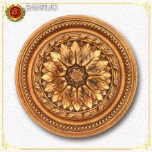 Banruo PU Matériau Panneau artistique pour décoration intérieure moderne