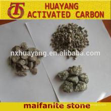Meios de filtro de pedra médica para purificação de água / maifanite