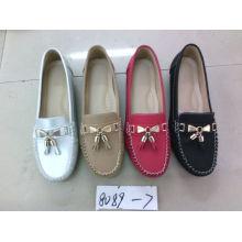 Chaussures Falt & Comfort Lady avec semelle extérieure TPR (SNL-10-060)