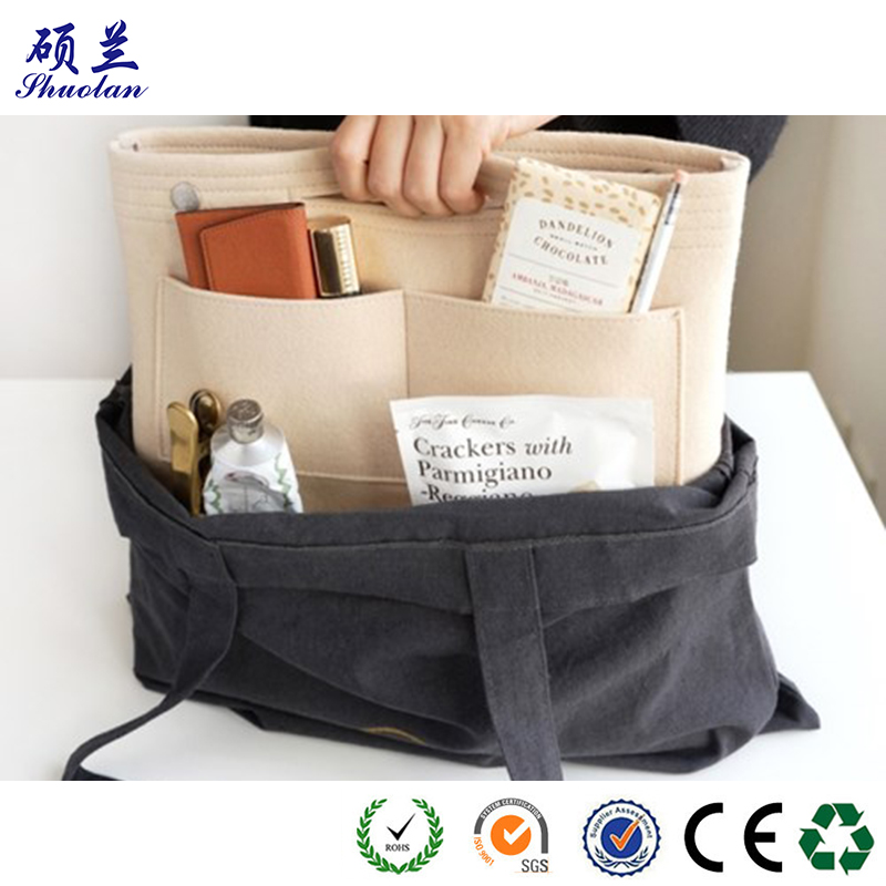 Top Quality Felt Bag Organizer