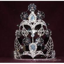 Изготовленный на заказ горный хрусталь tiara
