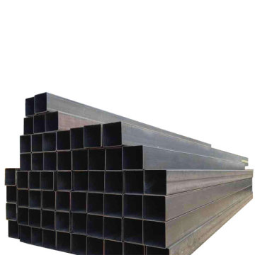 Black Square Erw Steel Pipe жин