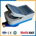 Pré-pago inteligente IC Card único Jet Mbus Bluetooth Water Meter