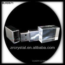 disco de destello del USB en blanco BLKD571