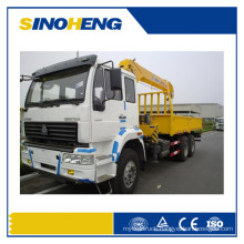 XCMG Articulated Lorry Mounted Crane 8 Ton
