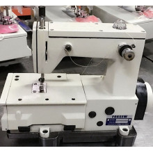 Máquina de costura de luva de ponto de corrente de fio duplo