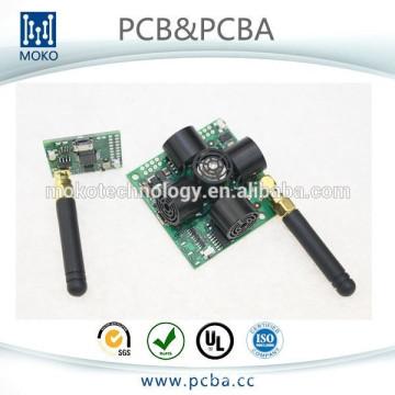 Таможня fr4 GPS трекер pcba с антенной