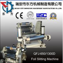 Pharmacy & Medical Industrial Foil Slitting Machine