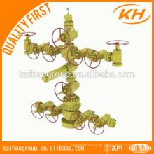 API 6A 15000PSI seitliche Brunnenkopfausrüstung