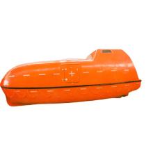 Solas freefall lifeboat china F.R.P Totally enclosed lifeboat