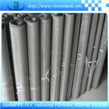 Edelstahl-Quadrat-Maschendraht verwendet in der Maschinenherstellung