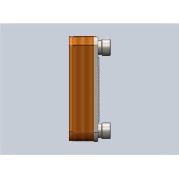 Gelöteter Plattenwärmetauscher 304/316 für Wärmepumpe