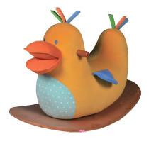 Usine d'alimentation Rocking Animal Toy-Duck