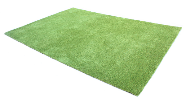 Microfiber mix with Polyester in short pile carpet